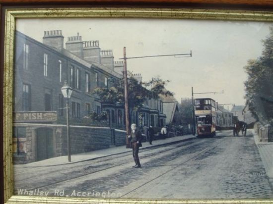 WHALLEY ROAD-Knowlmere St