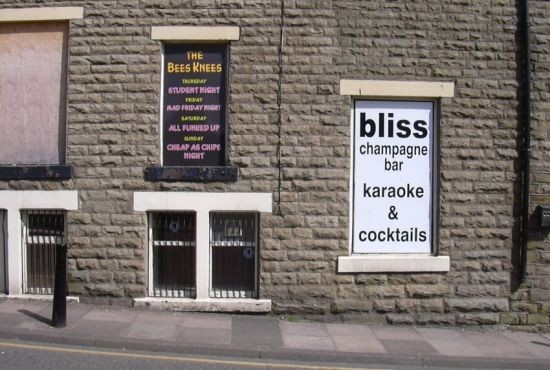 """Bliss"" (Pub) St James Street, Accrington, BB5 1LY"