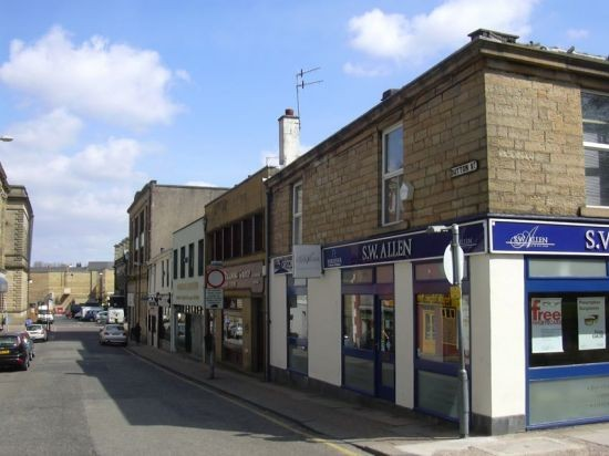 Dutton Street Accrington