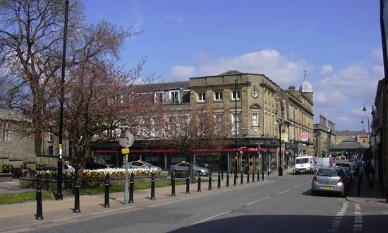 Church Street, Accrington