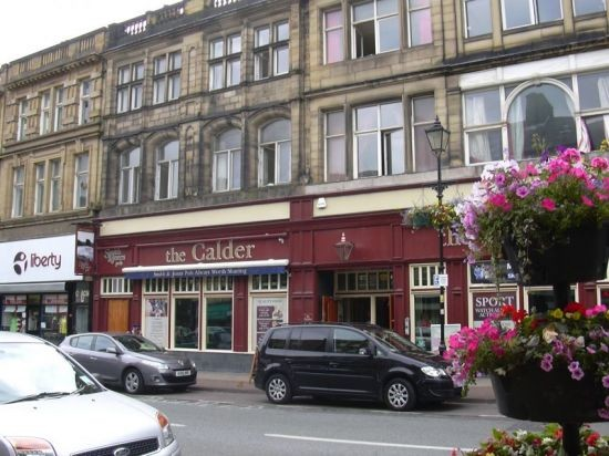 """The Calder"" (Pub) 89-95 Blackburn Road, Accrington, BB5 1JJ"