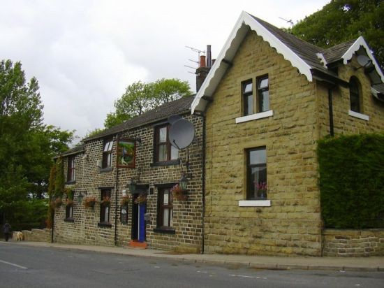 """Stop & Rest"" (Pub) Fielding Lane, Oswaldtwistle"