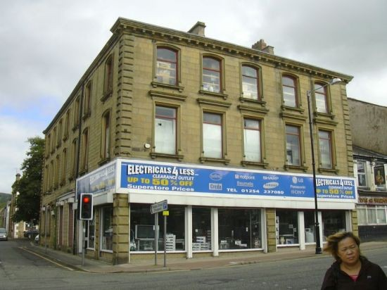 """Electricals 4 Less"" 49-51 Abbey Street, Accrington, Lancashire B"