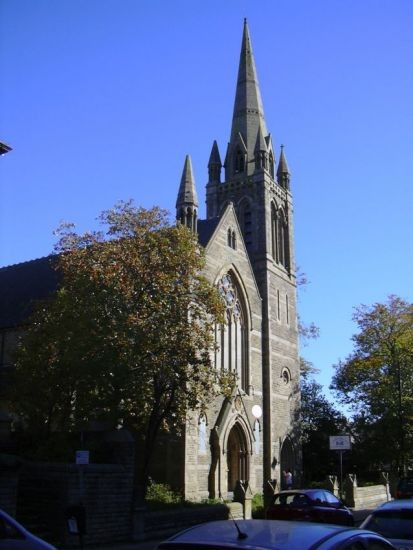 Cannon Street Church, Accrington