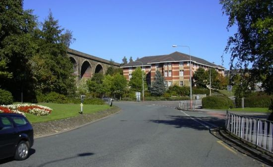 Tax Office and Viaduct