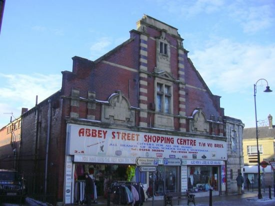 Abbey Street, Accrington