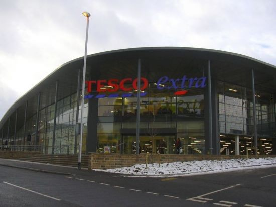 Tesco Express, Accrington