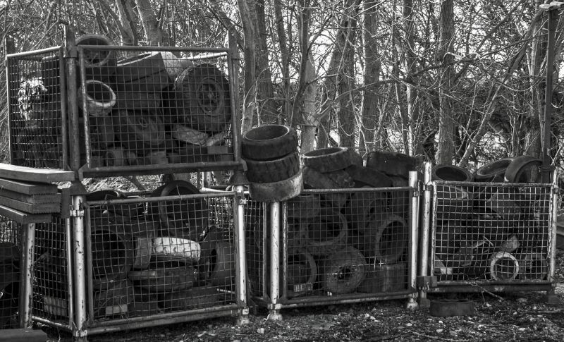 Tyred?