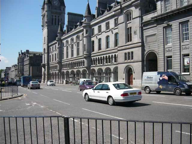 The Town House Aberdeen