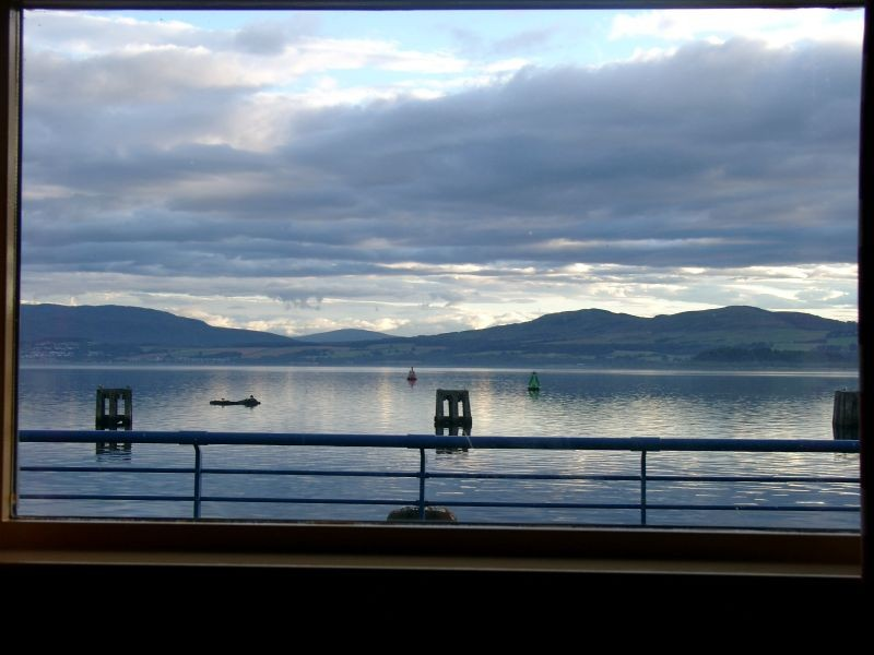 Picture perfect - Greenock, Scotland.