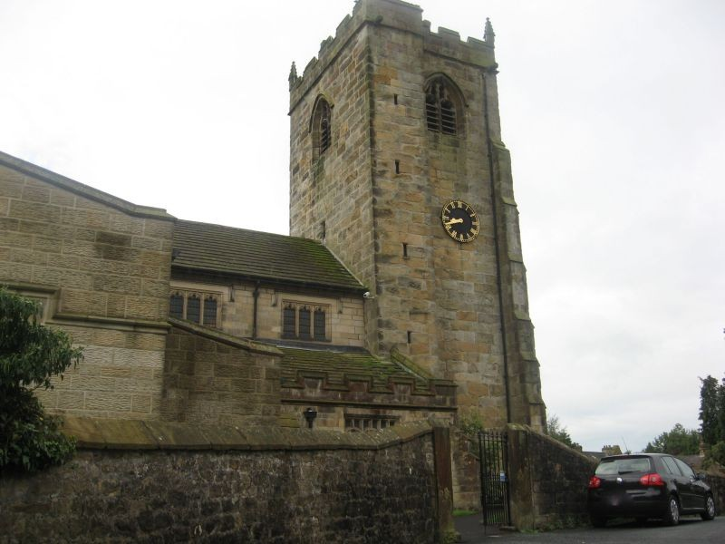 Waddington Church Clock