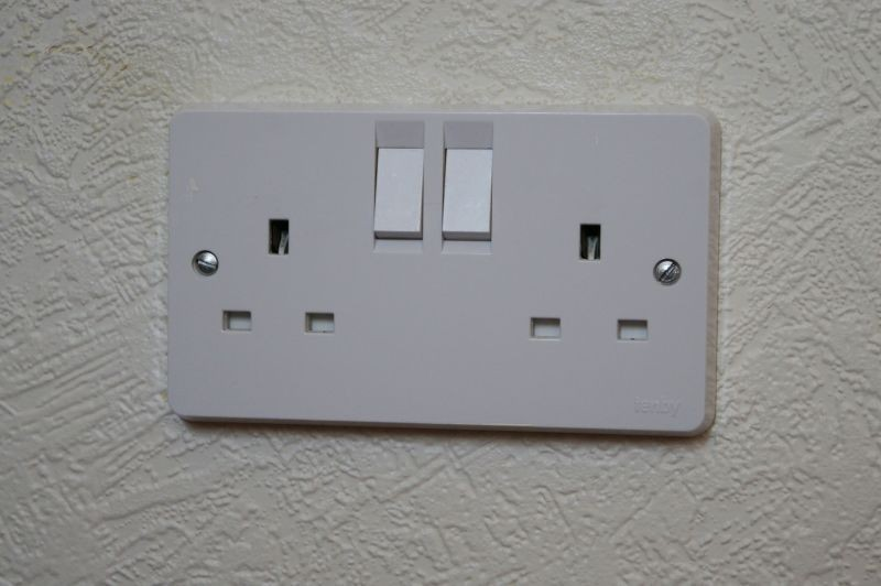 electrical holes