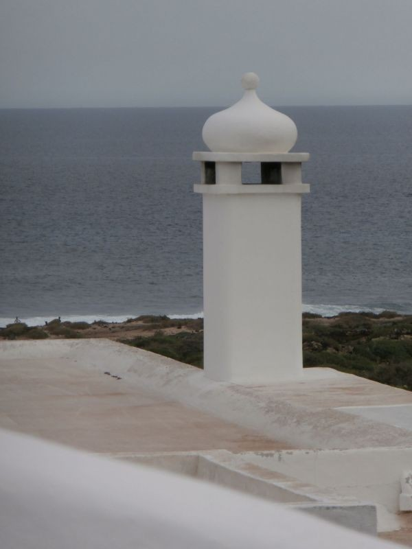 Moorish chimney, Lanzarote