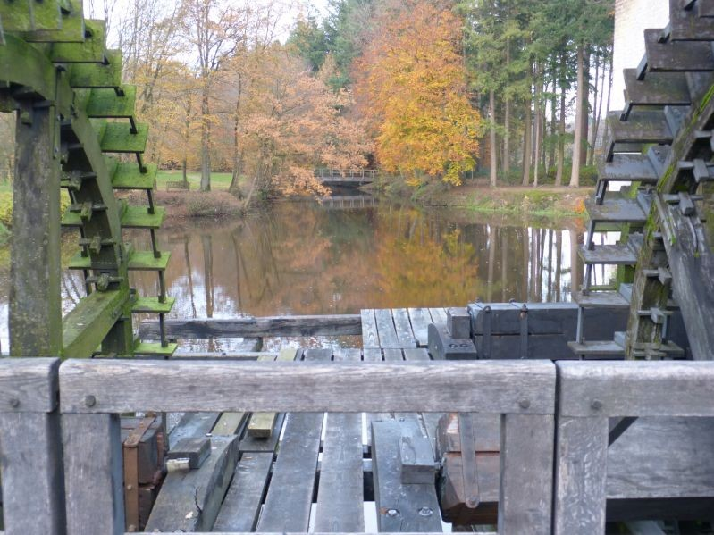 """Singraven"" water powered Saw Mill (NL)"