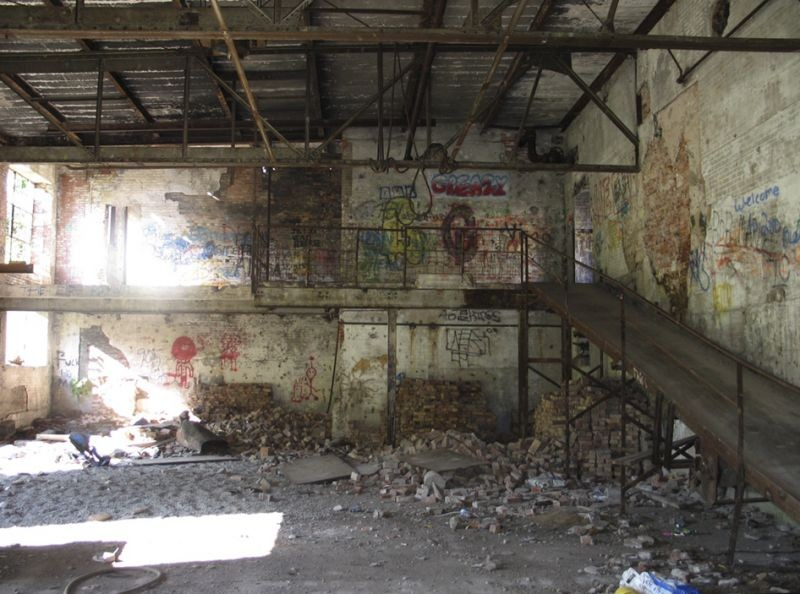 Paper Mill Ruins 2
