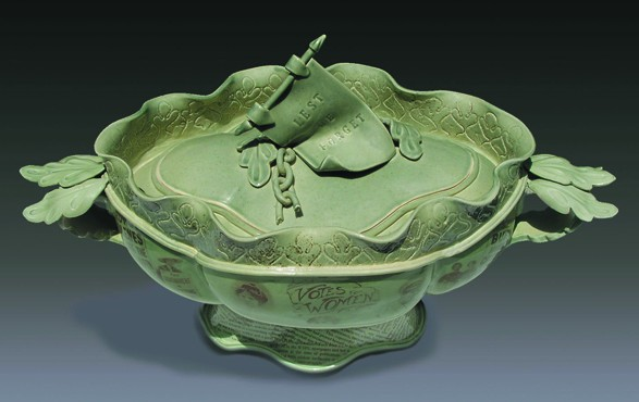 "Soup Tureen 1 - ""The Women"
