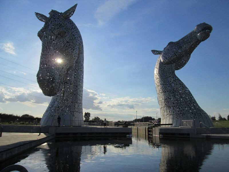 the big kelpies