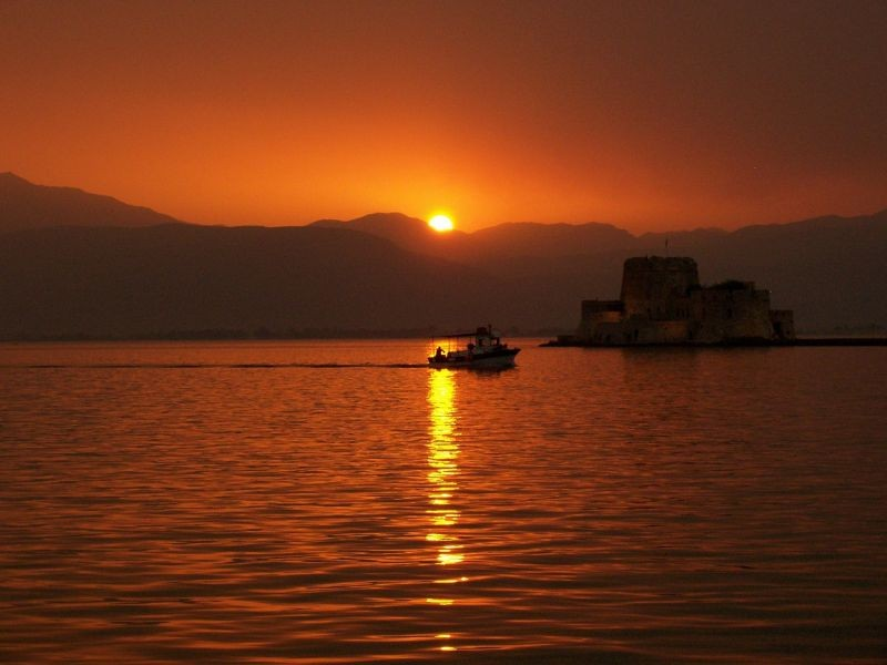 Nafplion Mainland Greece