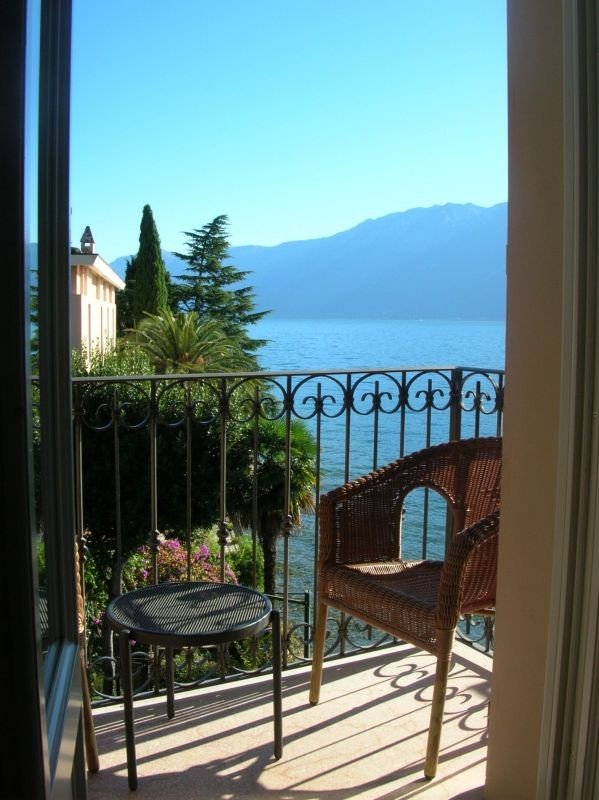 Balcony on Lake Garda