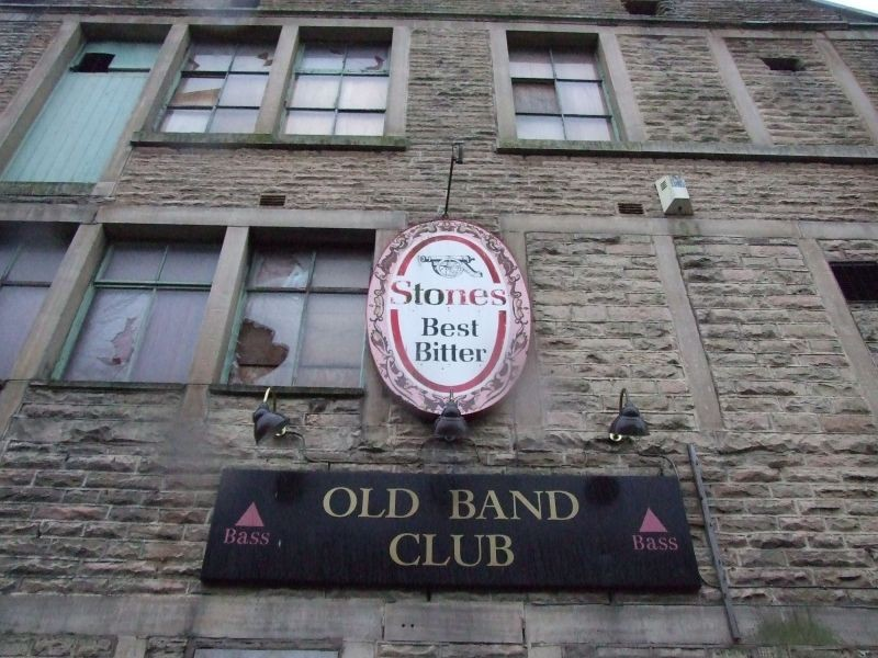 old band club