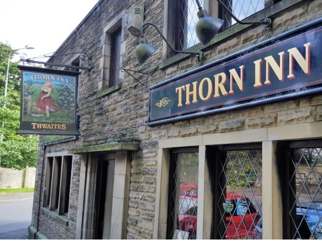 Thorn Inn, Church