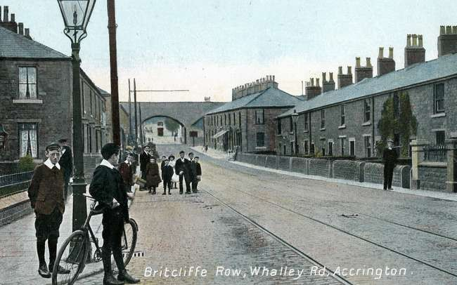 WHALLEY ROAD.