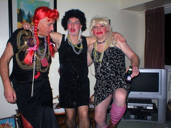 3 ugly sisters!