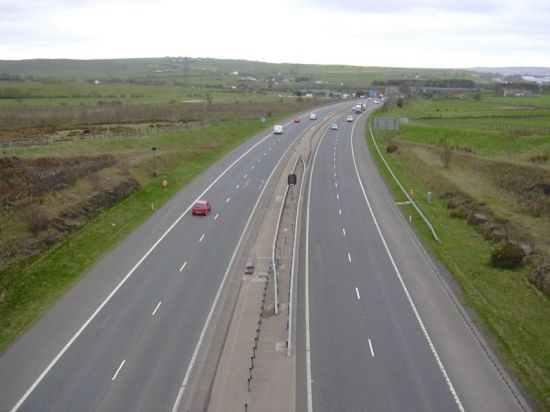 M65 at Stanhill