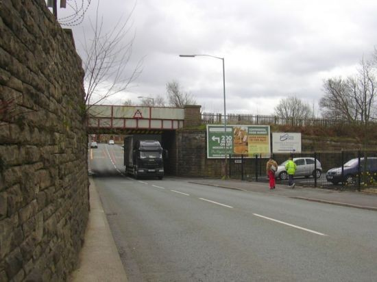 Bridge, Market Street/Union Road, Oswaldtwistle